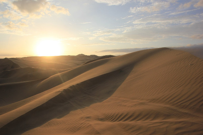 dakar 2019 dunas desierto Perú