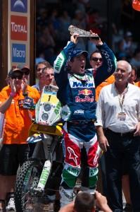 Marc Coma- Dakar 2011