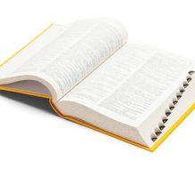 diccionario abierto