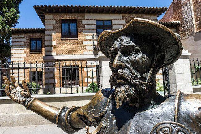 ruta en moto de Don Quijote