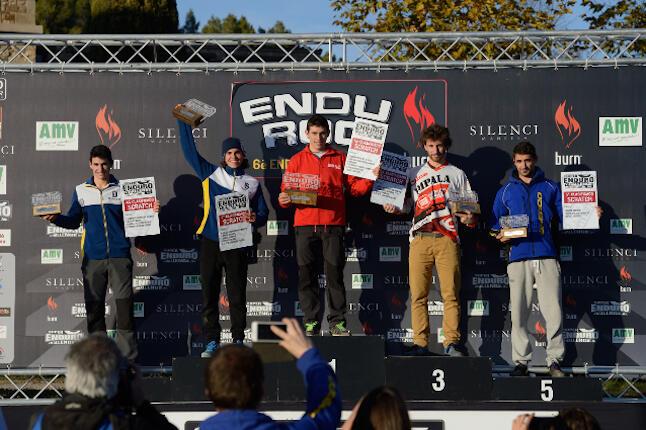 Podio Enduroc 2015 (Prensa Enduroc)
