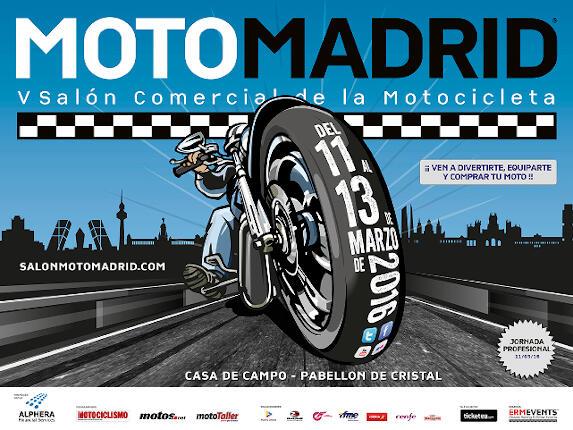 MotoMadrid 2016