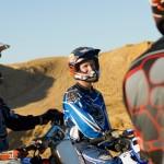Pilotos de motocorss - Istockphoto