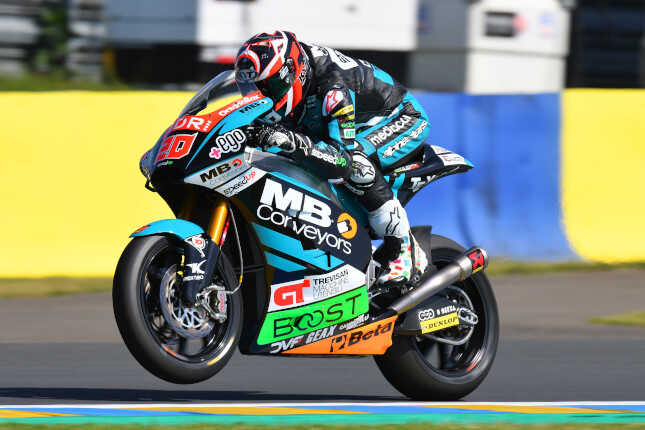 Fabio Quartararo - MotoGP Le Mans
