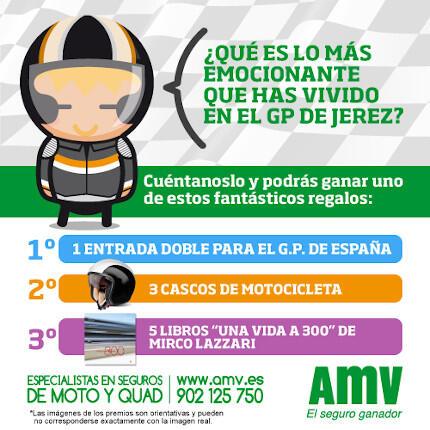 concurso en facebook amv hispania