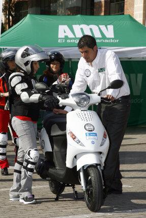 Fundación AMV- Cursos de conducción para mujeres