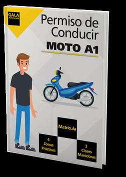 Permiso de Conducir Moto A1 Autoescuela Gala