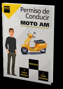 Permiso de conducir Moto AM Autoescuela Gala