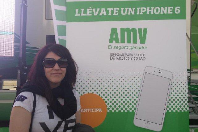 Ganadora concurso AMV