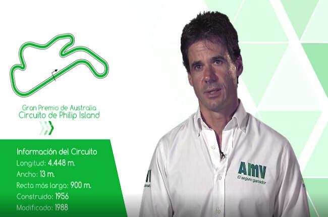 horario motogp australia