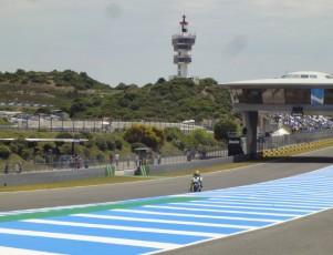 Valentino Rossi se hace con la victoria en el GP de Jerez 2016