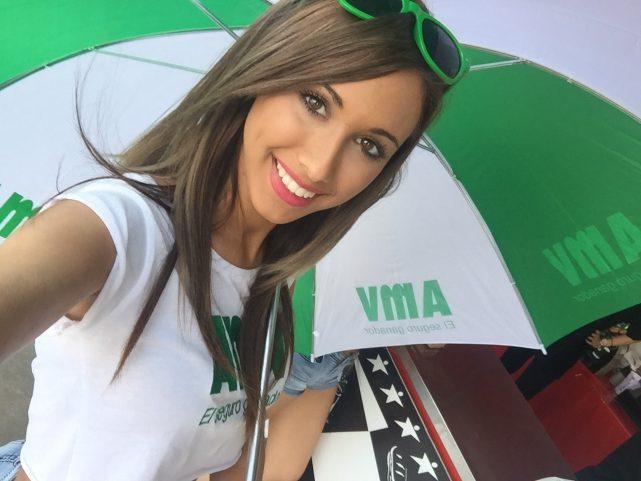 Azafata AMV - Gran Premi de Catalunya