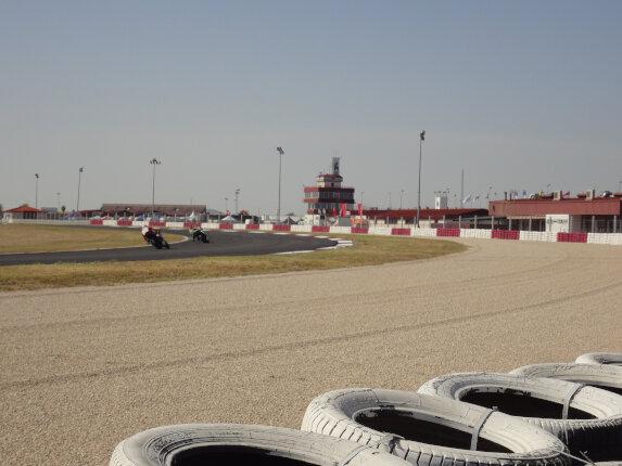 Homenaje Marco Simoncelli- Circuito de Misano