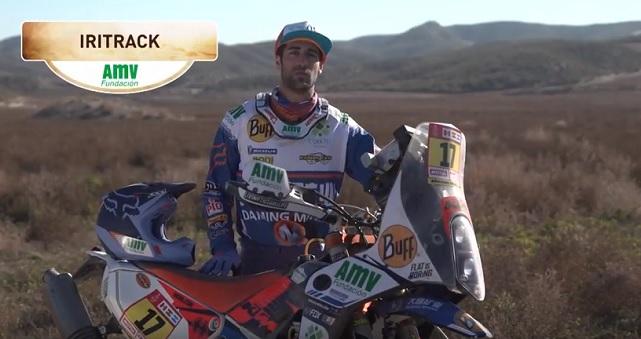 Iritrack (imagen vídeo Fundación AMV- Armand Monleon)