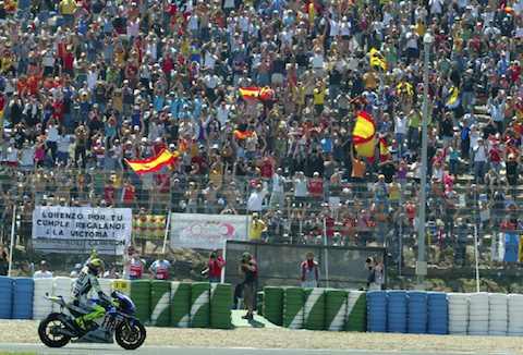 Jerez en MotoGP hasta 2016 - Blog de motos y noticias del sector