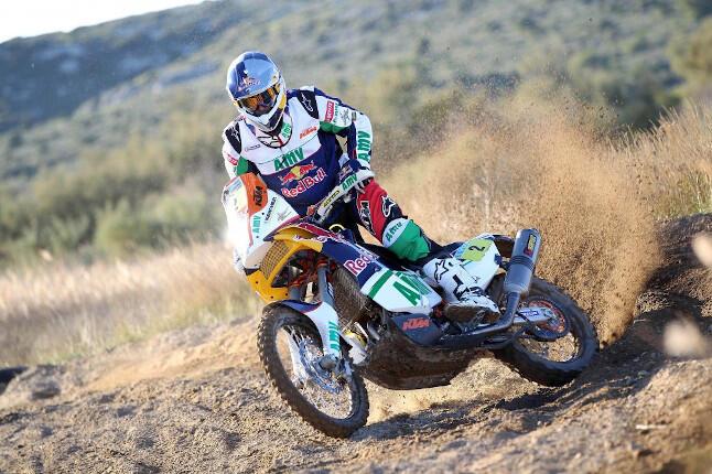Joan Pedrero - Rally Dakar 2013