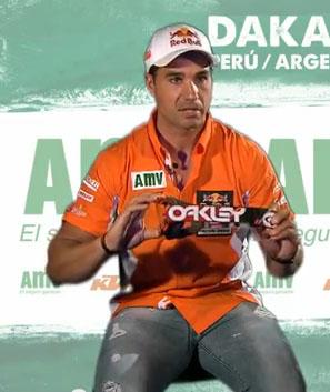 Joan Pedrero- Dakar 2013