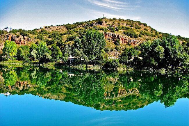 lagunas de Ruidera ( El Quijote)