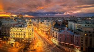 Vita de Madrid Aerea