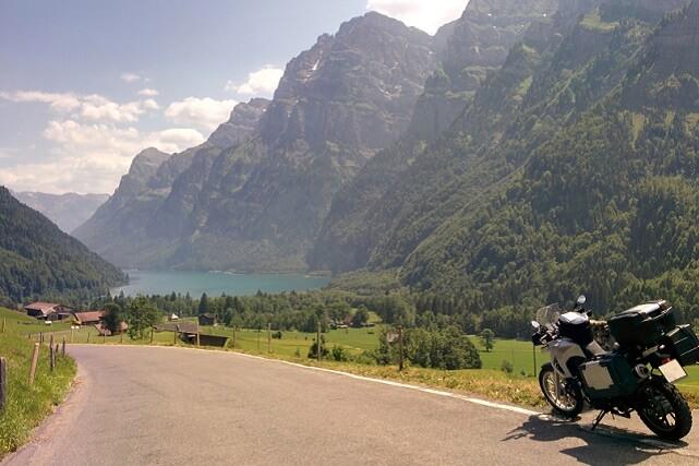 maletas moto (iStock)