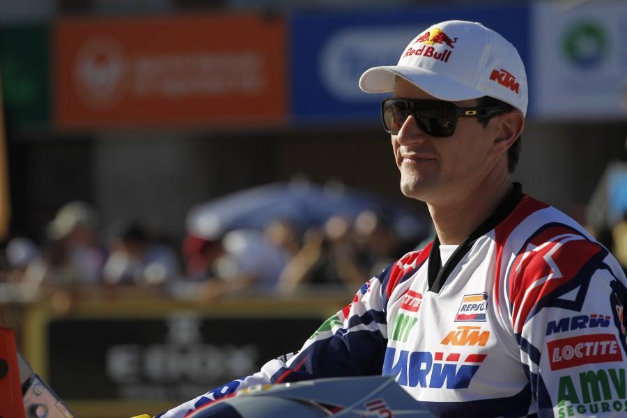 Marc Coma- 11ª etapa Dakar 2012
