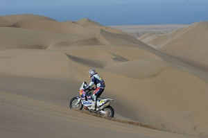 Rally Qatar- 2ª etapa