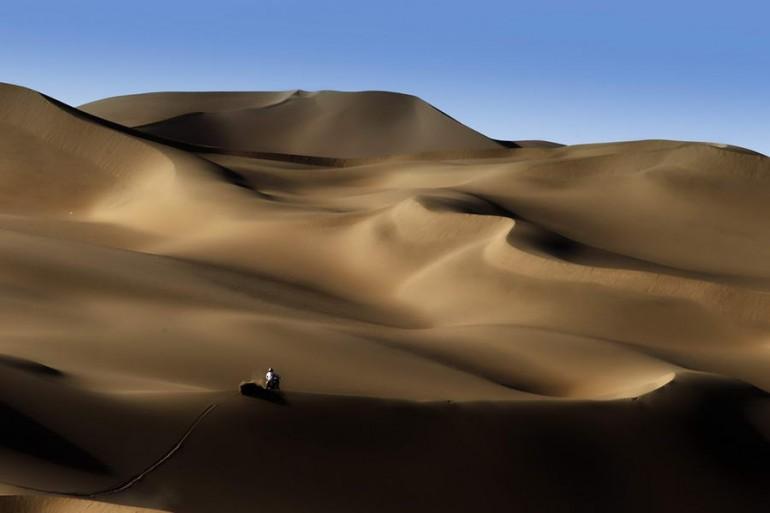 mejor imagen dakar 2011
