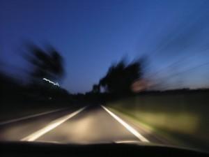 Proteger sus ojos mientras conducen.
