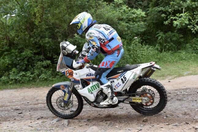 Modalidades de Motociclismo: Rally Raid
