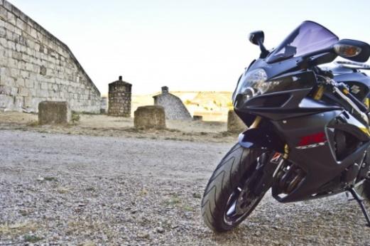 Rutas en moto. Los paisajes sobre las dos ruedas.
