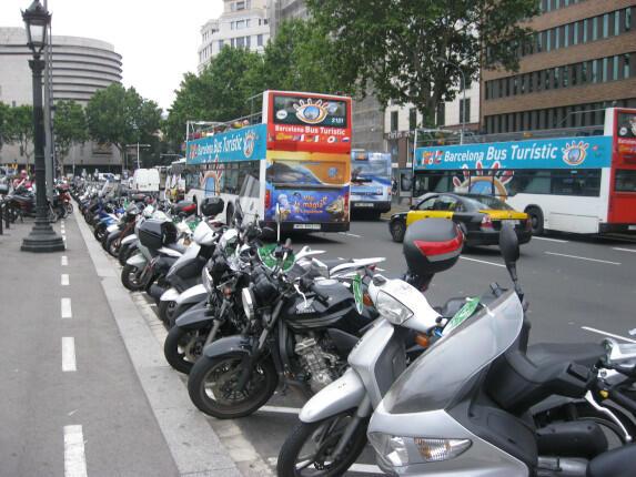 Moto para la ciudad