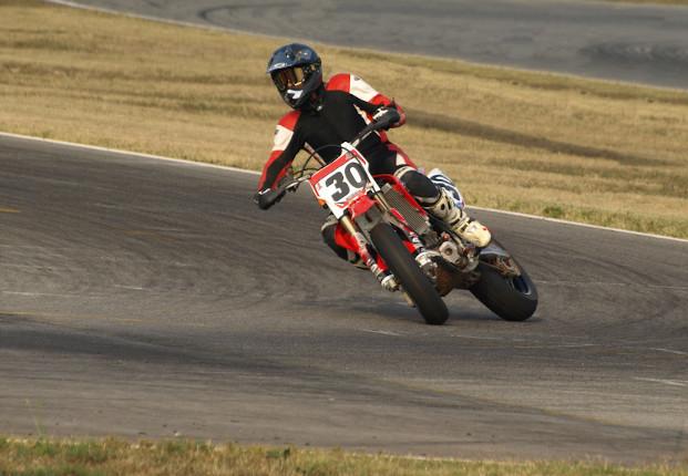 Modalidades de Motociclismo: Supermotard