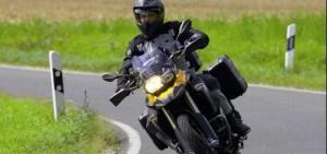 moto luces