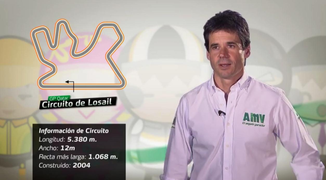 MotoGP 2014 - AMV en el GP de Jerez