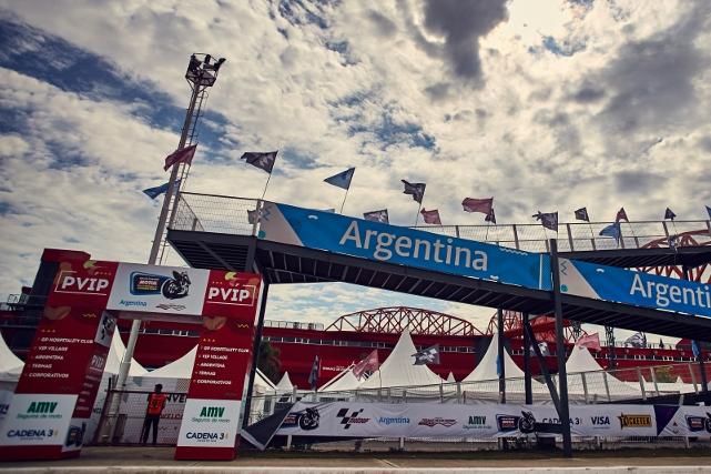 Entrada MotoGP Argentina