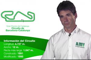 Detalles circuito MotoGP Cataluña