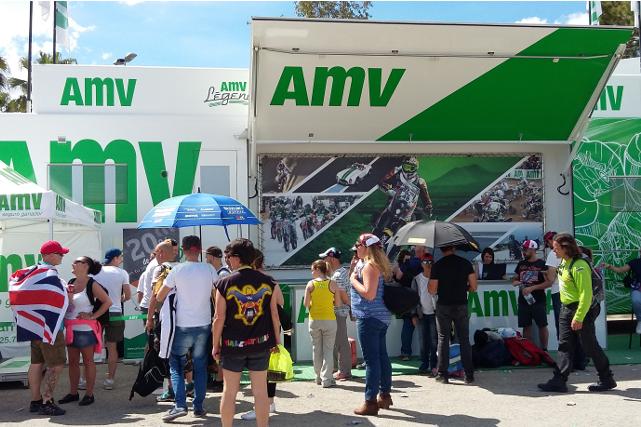 Camión AMV - MotoGP Jerez 2018