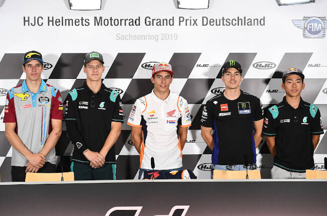 MotoGP de Alemania 2019