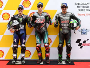 Quinta pole position de la temporada para Fabio Quartararo