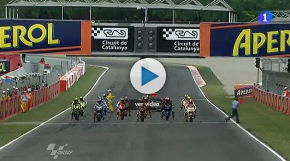 motogp catalunya video