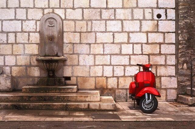motos antiguas (Fotolia)