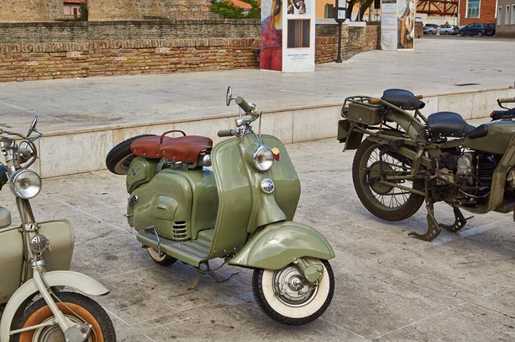 Motos Clásicas. (Fotolia)