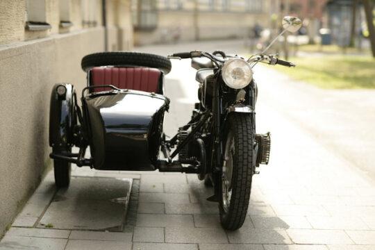 Motos con sidecar