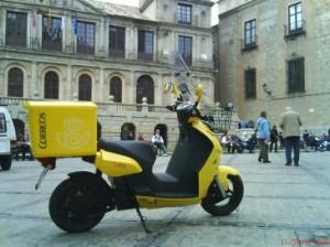 Correos motos eléctricas