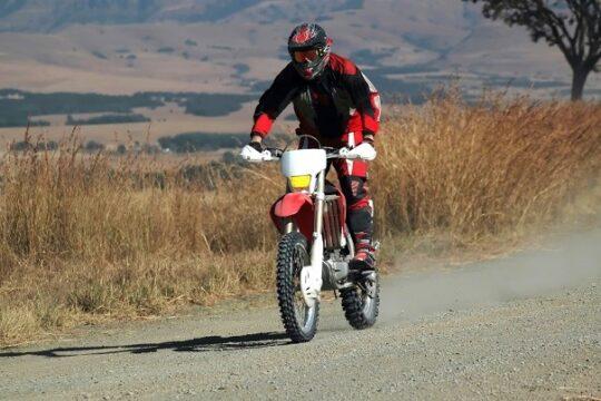 Comprar una moto de enduro de segunda mano