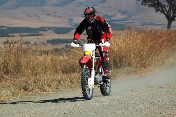 motos enduro segunda mano