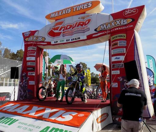 Campeonato Mundial de moto de Enduro