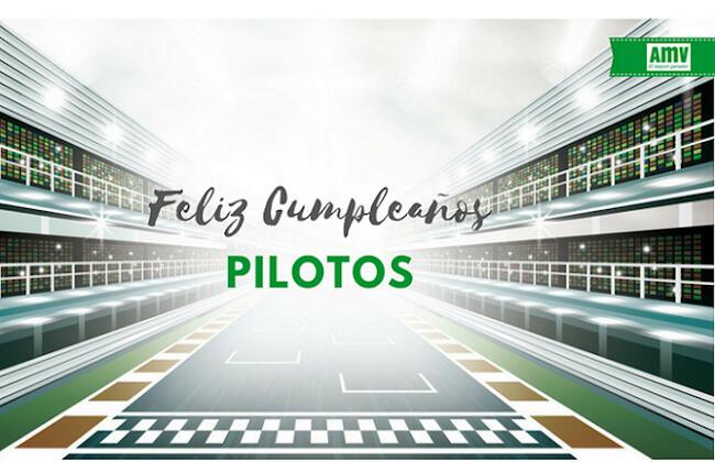 Feliz Cumpleaños PILOTOS