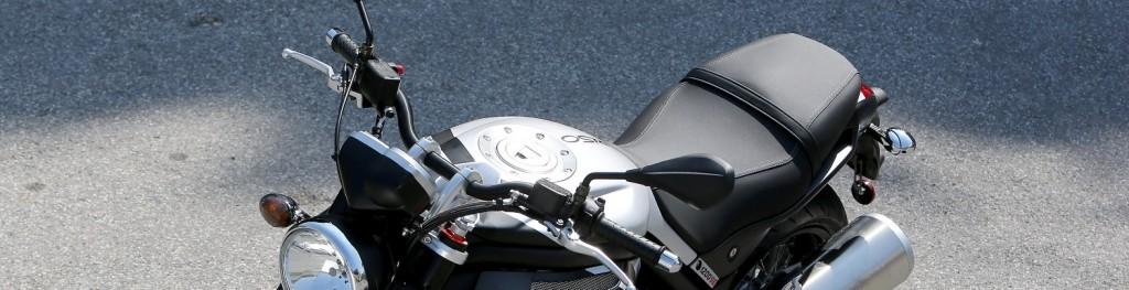 Problemas en moto con el depósito de la gasolina.