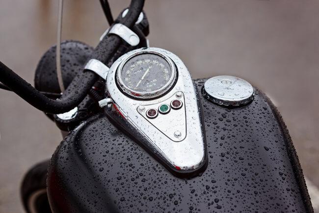 Moto Gasolina